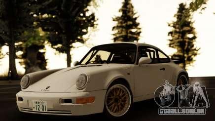 Porsche 964 Turbo para GTA San Andreas