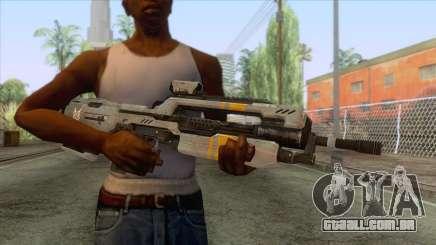 BR85HB SR Battle Rifle para GTA San Andreas