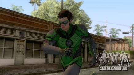 Injustice 2 - Green Lantern Skin para GTA San Andreas