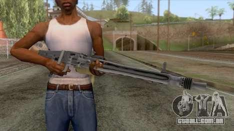 MG-42 Machine Gun v3 para GTA San Andreas