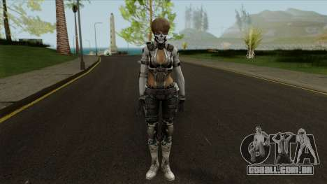 Maven Regular from Ghost in Shell First para GTA San Andreas