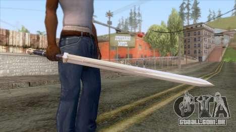 Traditional Chinese Sword v1 para GTA San Andreas
