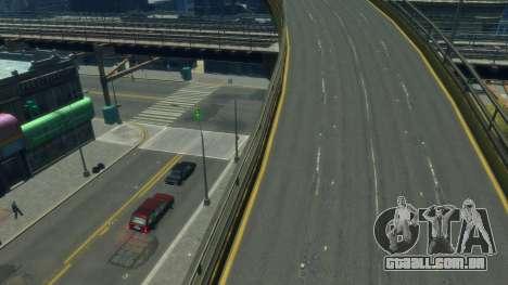 Estradas de qualidade através de toshkaiz para GTA 4