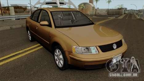 Volkswagen Passat B5 US-Spec 1996 para GTA San Andreas
