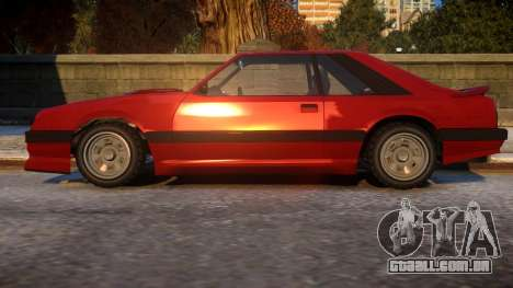 Uranus RS para GTA 4
