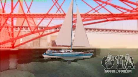 GTA V Dinka Marquis para GTA San Andreas