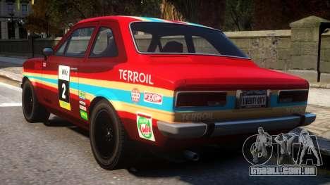 Vapid Retinue Livery Set para GTA 4