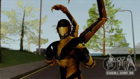 Marvel Future Fight - Yellowjacket (ANAD) para GTA San Andreas