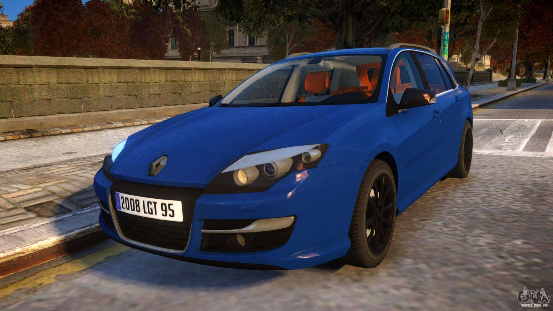 renault laguna iii 2 estate gt para gta 4. Black Bedroom Furniture Sets. Home Design Ideas