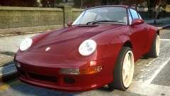 1995 Porsche 911 Carrera S v1.1 para GTA 4