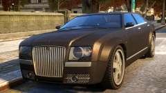 PMP 600 to Chrysler 300C para GTA 4