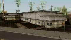 Crystal Gardens - Retextured para GTA San Andreas