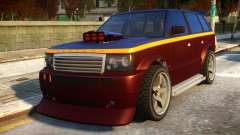 Super Huntley Tuning para GTA 4