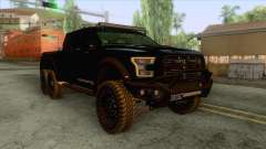 Ford F150 Hennessey Velociraptor para GTA San Andreas