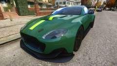 2017 Aston Martin Vantage AMR Pro v1.0 para GTA 4