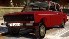 VAZ 2106 Wrangler Fara para GTA 4