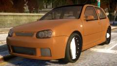 VW Golf R32 Euro DUB Componet Parts para GTA 4