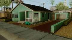 Big Smoke House Retextured para GTA San Andreas