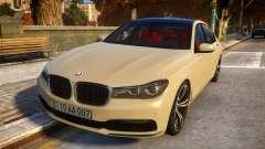 2016 BMW 7-series G12 Long