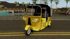 Sri Lankan Three Wheeler Taxi para GTA San Andreas