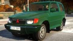1995 Mitsubishi Pajero para GTA 4