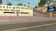 O Malibu Club para GTA San Andreas