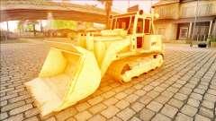 HVY Bulldozer GTA V Next Gen IVF para GTA San Andreas