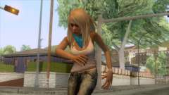Jasmine Sanders Skin para GTA San Andreas
