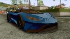GTA 5 - Overflod Tyrant para GTA San Andreas