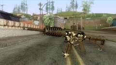 P416 Assault Rifle para GTA San Andreas