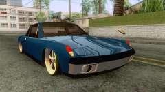Porsche 914 1970 Slammed