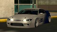 Nissan Silvia S15 Foguete Coelho para GTA San Andreas