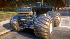 Cheval Picador Monster Truck para GTA 4