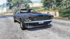 Shelby GT500 1967 tuning [replace] para GTA 5