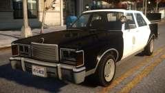 Willard Marbella Police para GTA 4