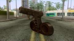 Glock 19 with Extended Magazine para GTA San Andreas