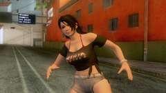 Dead Or Alive 5 - Momiji Skin para GTA San Andreas