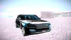 Land Rover Range Rover Supercharged para GTA San Andreas