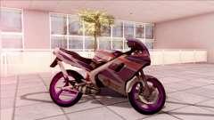 Yamaha TZM 150 v2