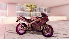 Yamaha TZM 150 v2 para GTA San Andreas