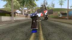 The Doomsday Heist - Pistol v2 para GTA San Andreas