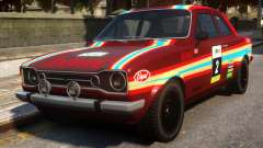Vapid Retinue Livery Set para GTA 4