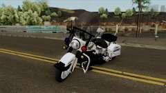 GTA V Copbike Malaysia Police para GTA San Andreas