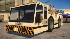 Upgraded Airport Truck para GTA 4
