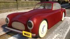 Cisitalia Coupe 39 para GTA 4