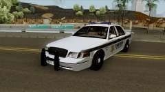 Ford Crown Victoria Sheriff Department