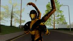 Marvel Future Fight - Yellowjacket (ANAD) para GTA San Andreas