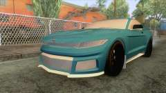 GTA 5 - Vapid Dominator para GTA San Andreas