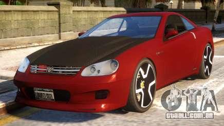 Feltzer Tion Race para GTA 4