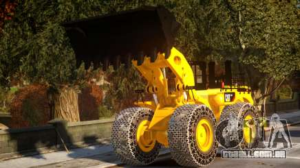 CAT 994F Worlds Big Chains Wheel Loader 3.0 para GTA 4